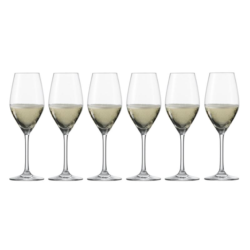 Schott Zwiesel – Vina Champagne Glass 270ml Set of 6 (Made in Germany)