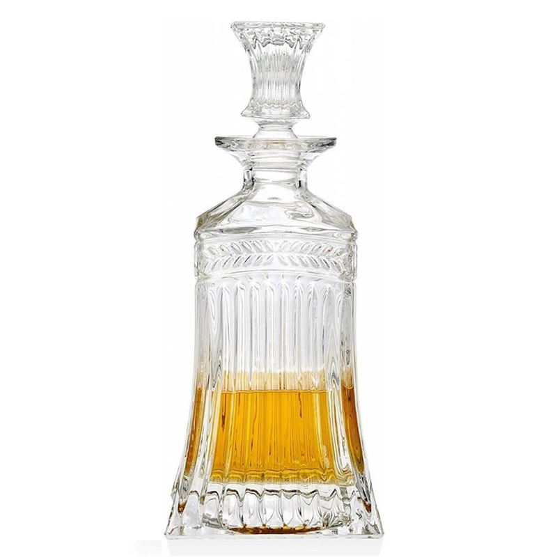 CG Society™ by Circleware – Empire Flared Base Decanter with Stopper 709ml