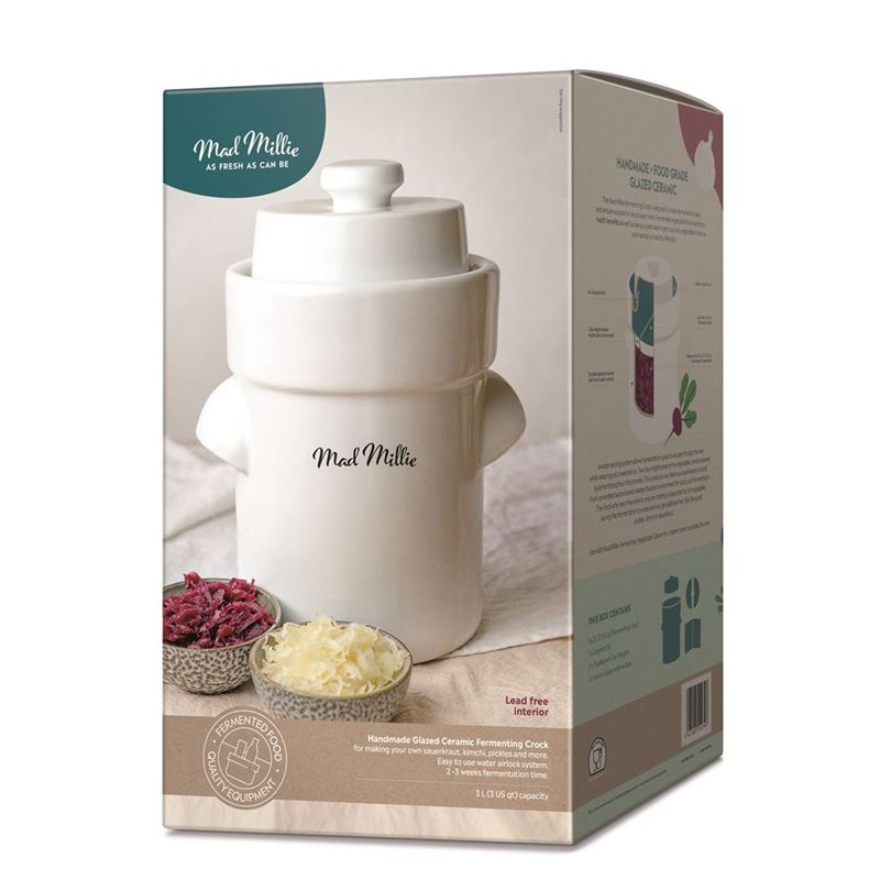 Mad Millie – Fermenting Crock