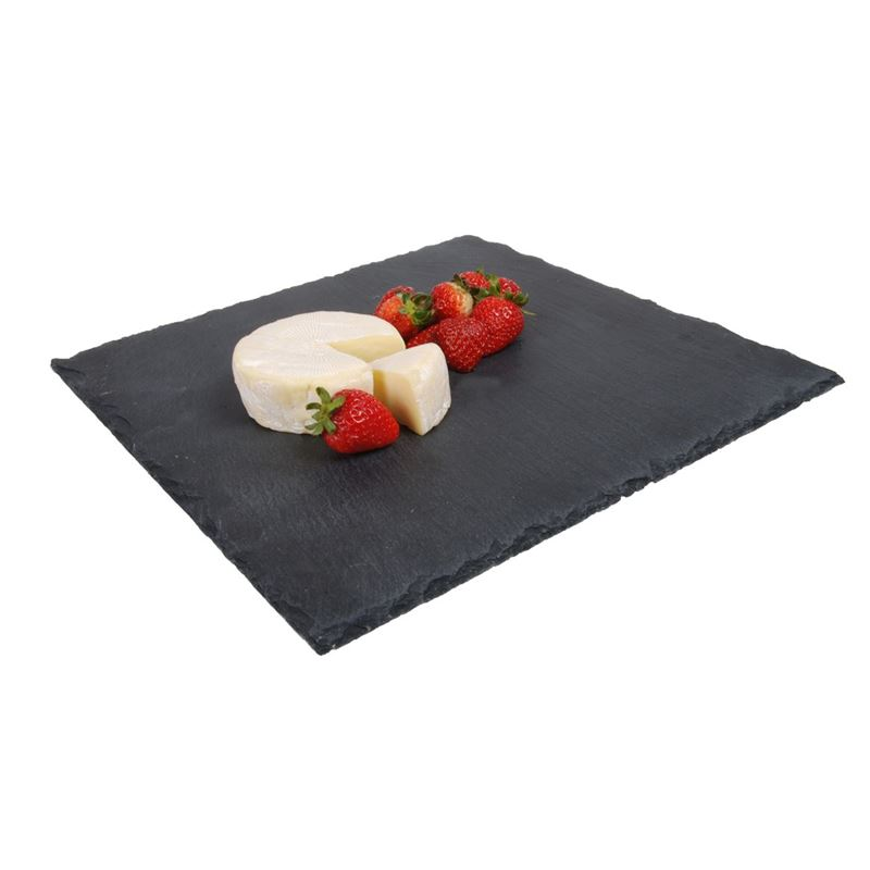 Zuhause – Aldo Slate Serving Board Square 30cm