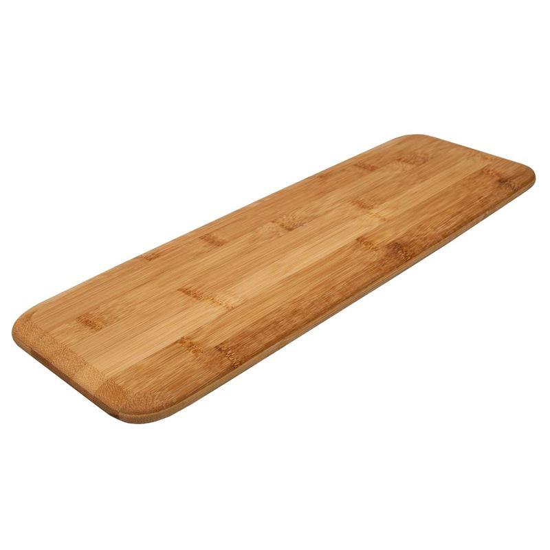 Benzer – Ecozon Bamboo Antipasti Board Long 46x15x1.8cm