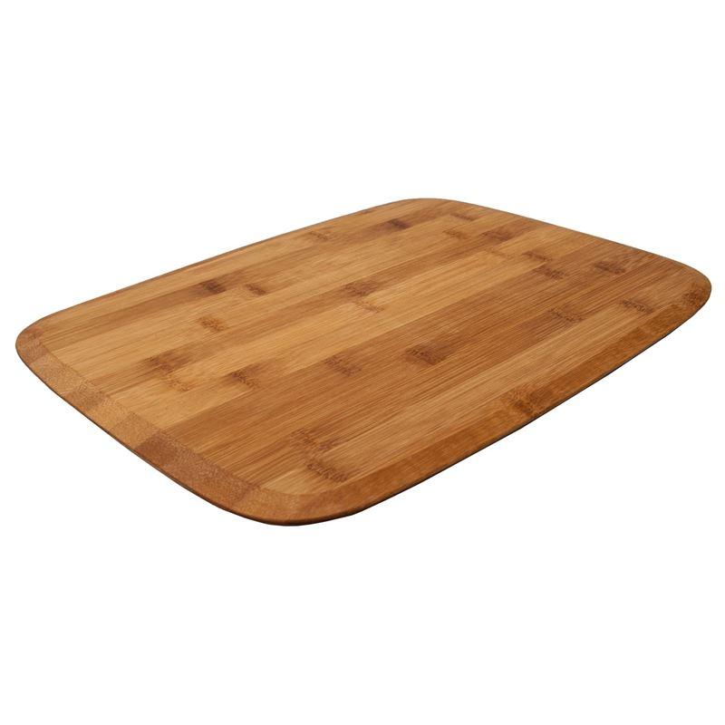 Benzer – Ecozon Bamboo Domo Chopping/Serving Board Large 38x28x1cm