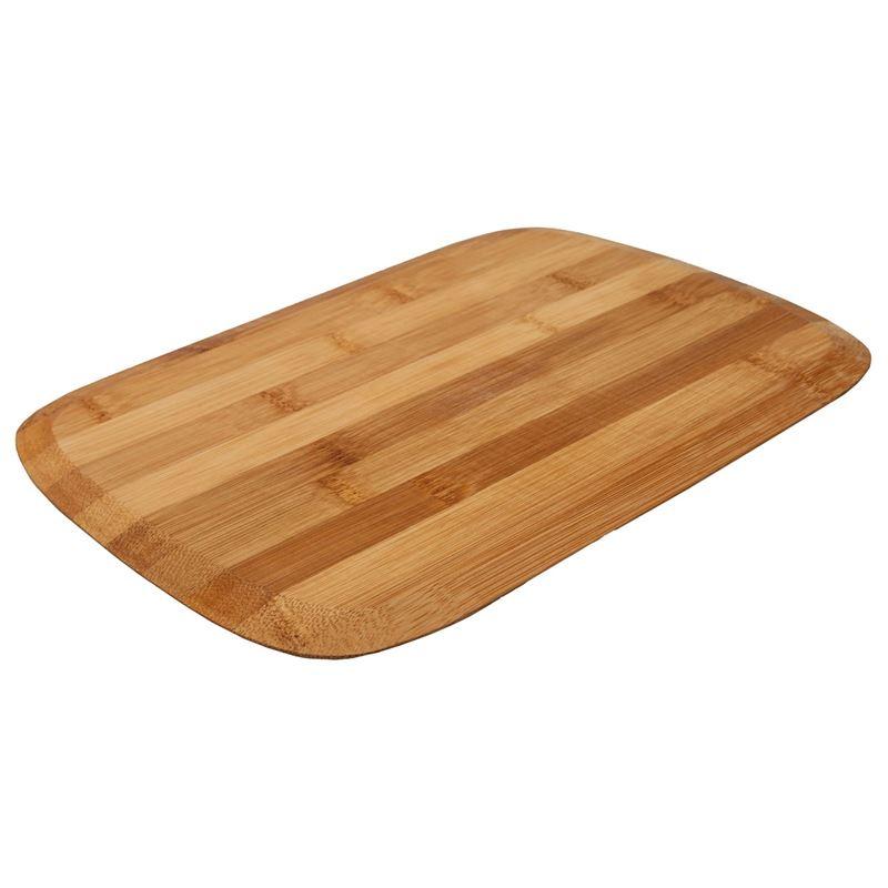 Benzer – Ecozon Bamboo Domo Chopping/Serving Board Medium 30x20x1cm