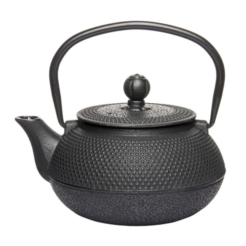 Benzer – Orient Express Zen Cast Iron Tea Pot Black 800ml