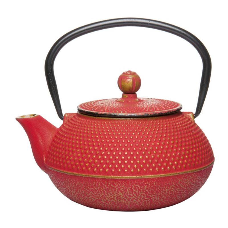 Benzer – Orient Express Zen Cast Iron Tea Pot Golden Rose 800ml