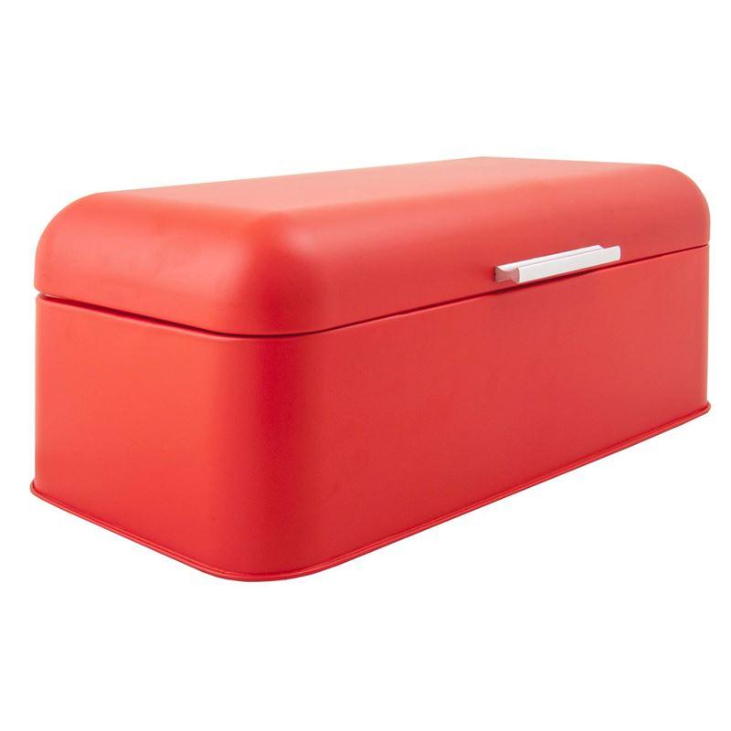 Zuhause – Kool – Keep Fresh Bread Bin Red 42.5x23cm