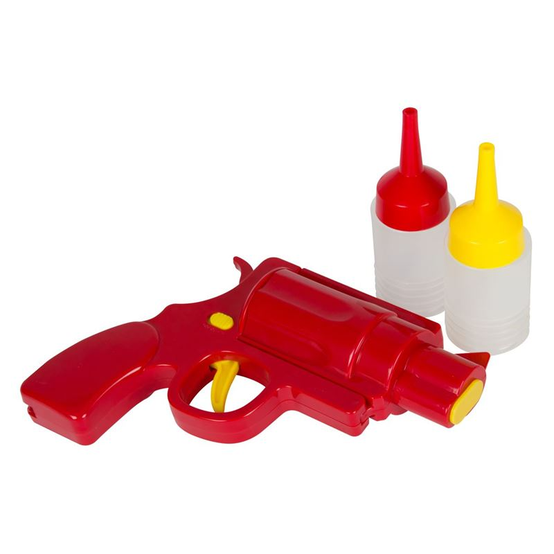 Davis & Waddell Maverick – Condiment Gun 3pc Set