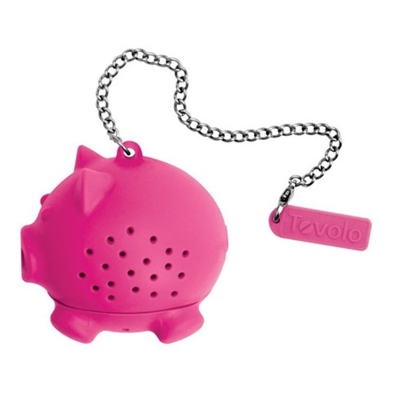 Tovolo – Novelty Silicone Tea Infuser Pig