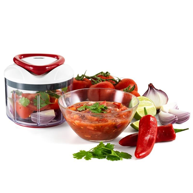 Zyliss – Easy Pull Food Processor