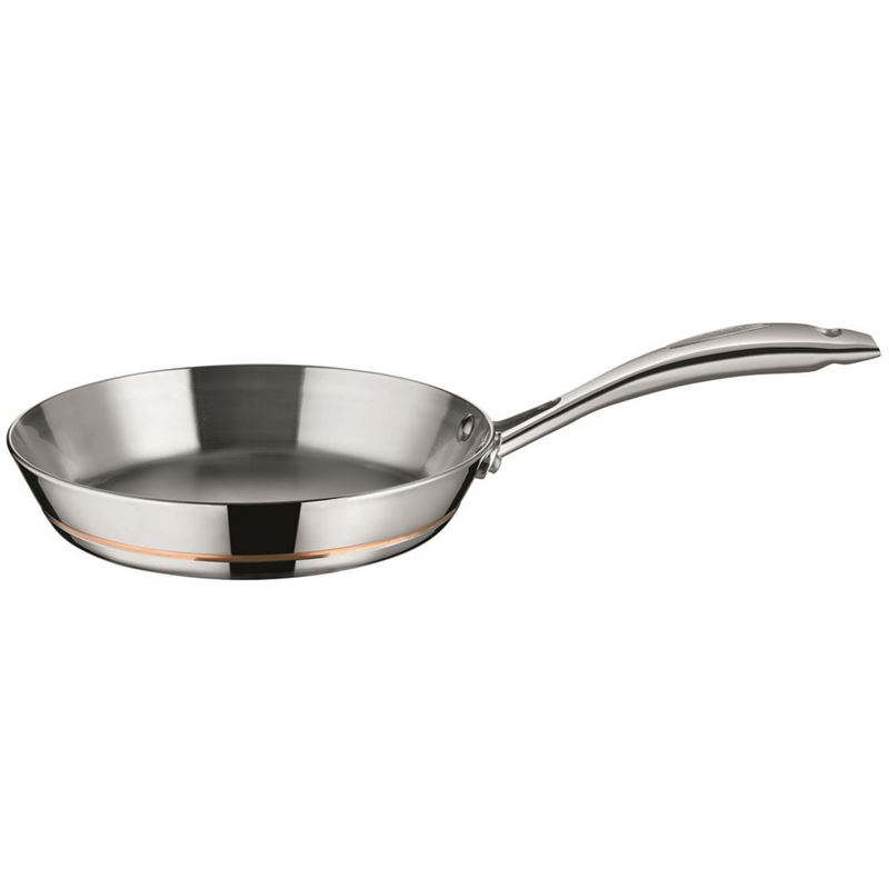 Scanpan – Axis Frypan 24cm – 5 Layer Stainless Steel with Copper Core