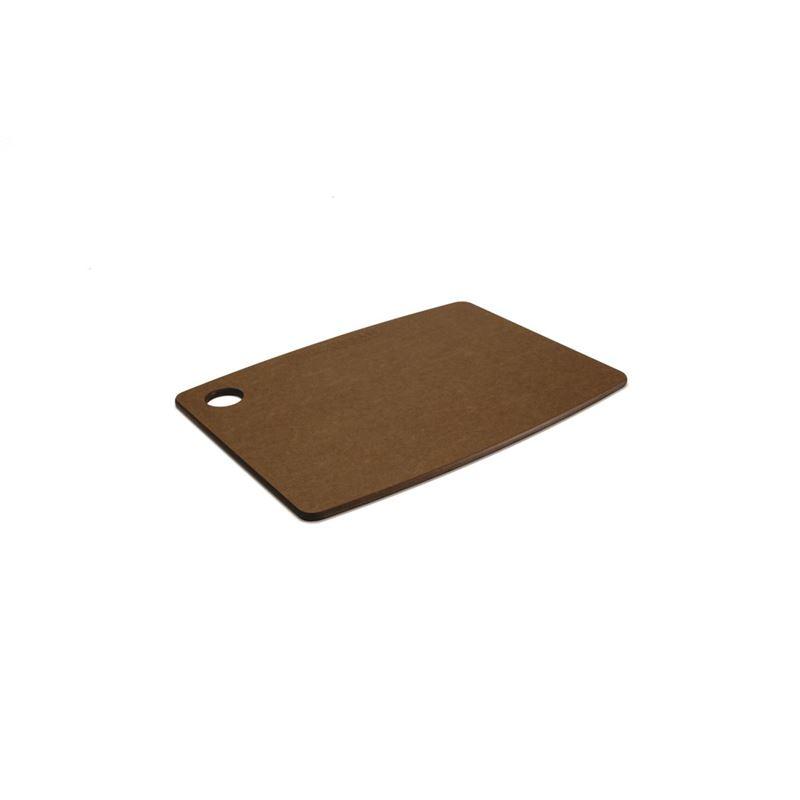 Epicurean – Kitchen Series Kitchen Cutting Board 29x23cm Nutmeg (Made in the U.S.A)