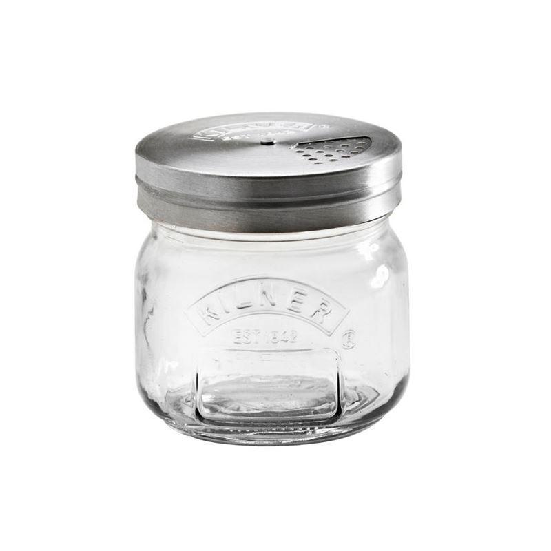 Kilner – Storage Jar with Shaker Lid 250ml