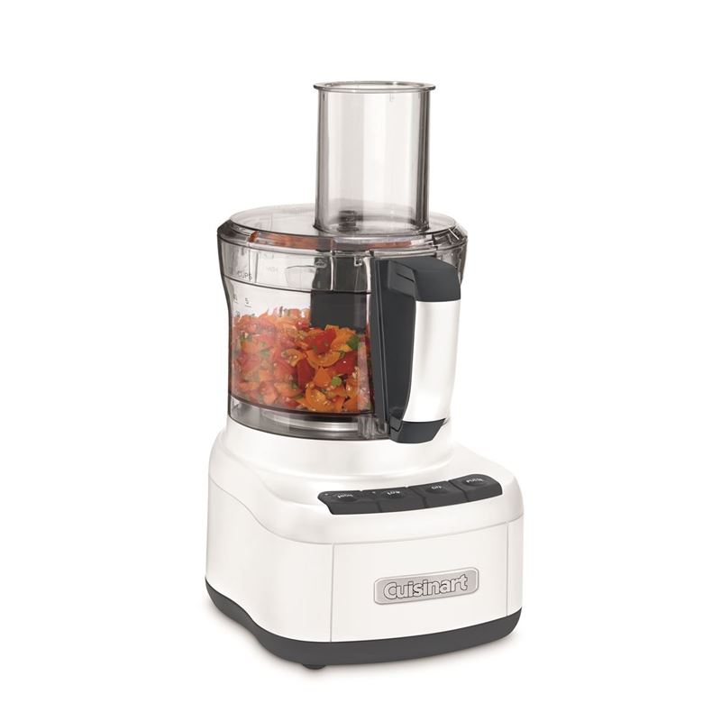 Cuisinart – 8 Cup Food Processor White