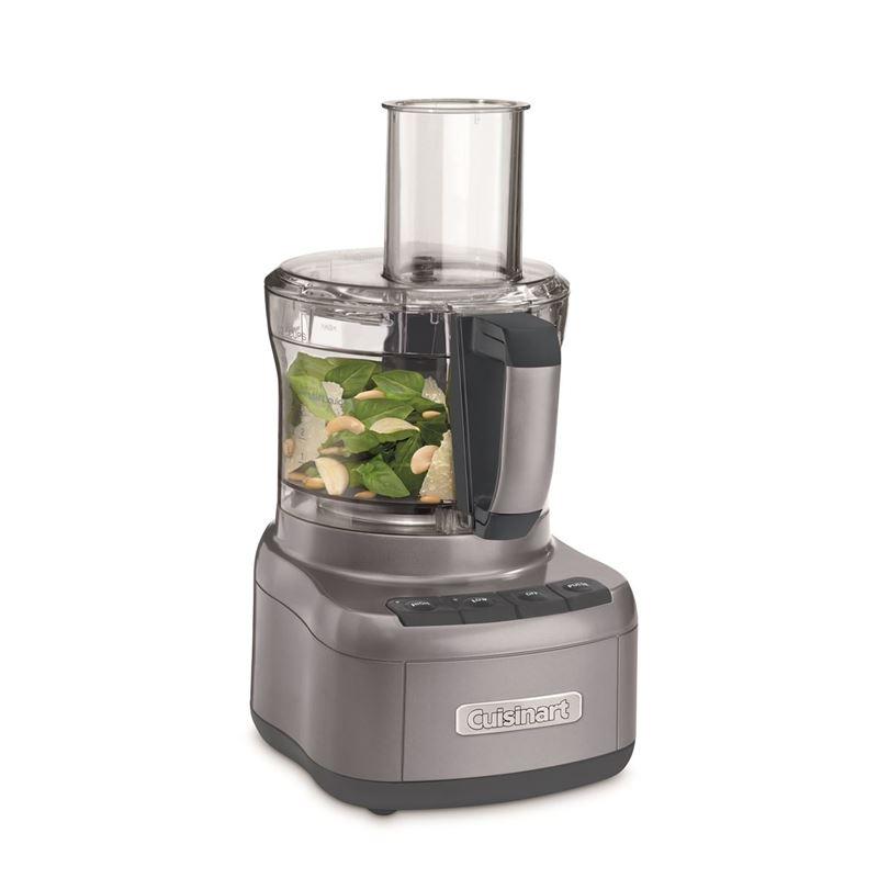 Cuisinart – 8 Cup Food Processor Gun Metal