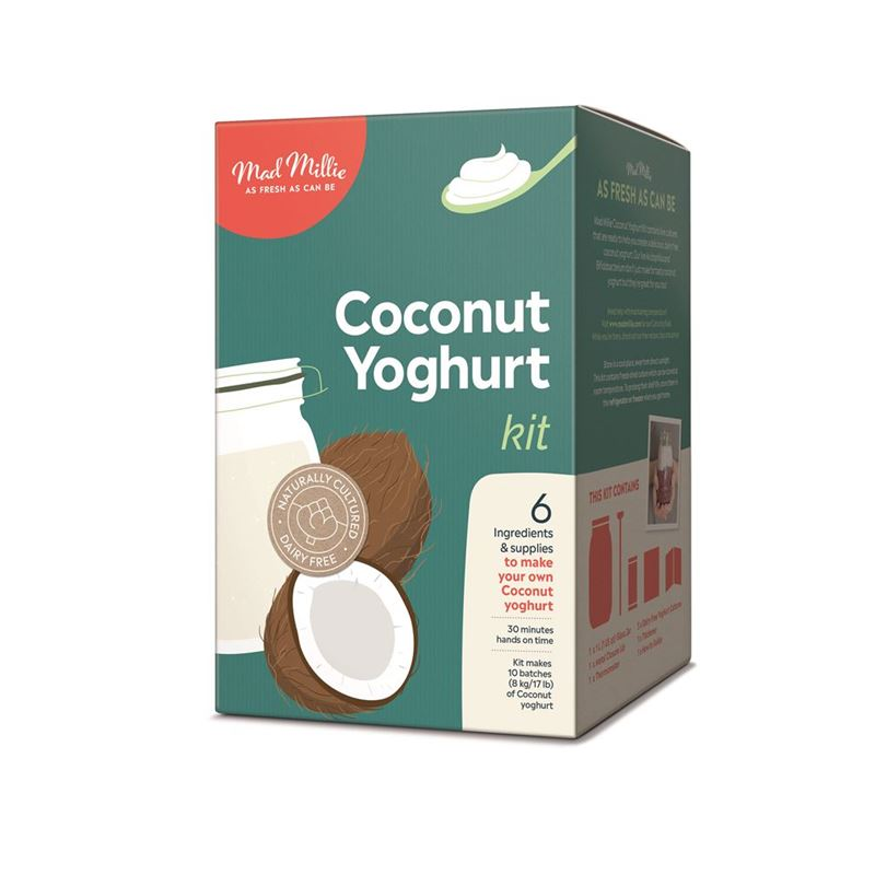 Mad Millie – Coconut Yoghurt Kit