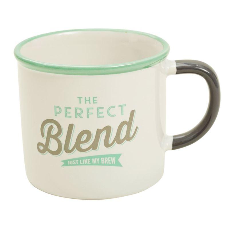 Jamie Oliver- Slogan Mug the Perfect Blend 340ml