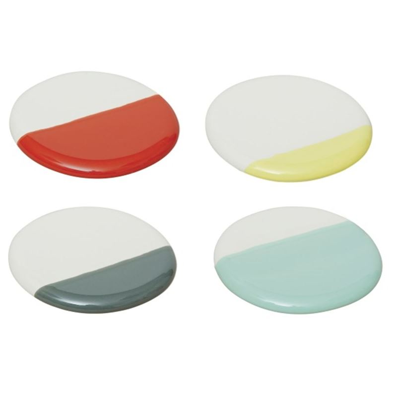 Jamie Oliver – Set of 4 Dipped Coasters