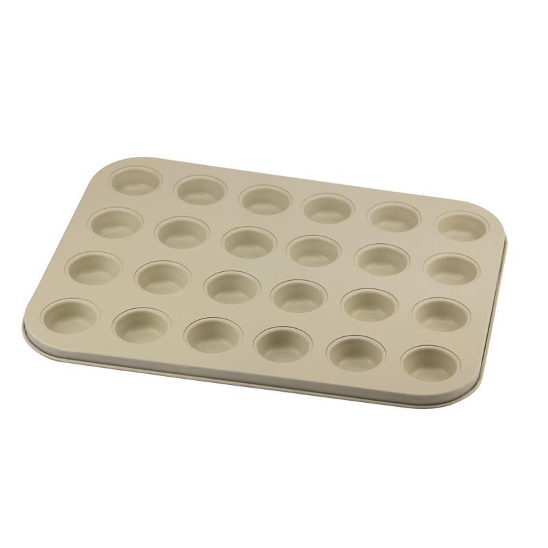 Lyndey Milan – Non-Stick 24 Cup Mini Muffin Pan 36×26.5x3cm