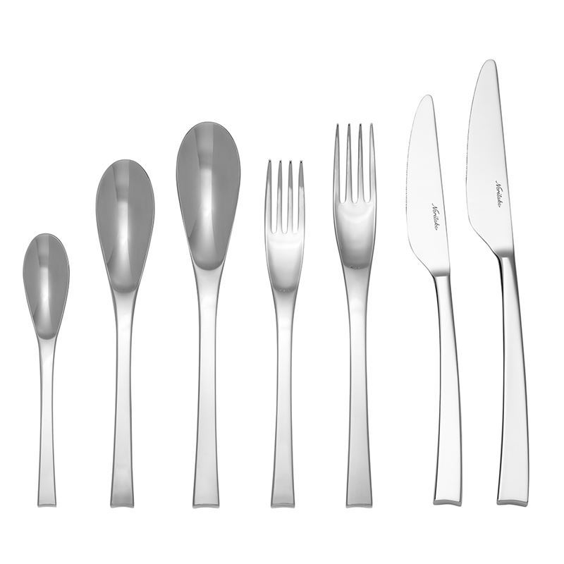 Noritake – Castelletto 18/10 Stainless Steel 56pc Cutlery Set