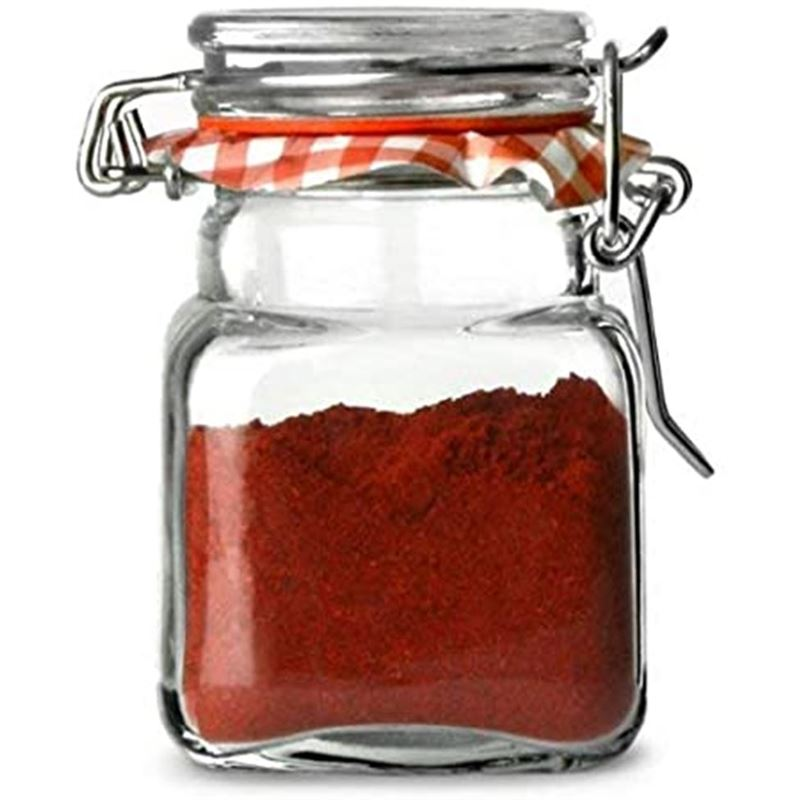Kilner – Square Clip Top Spice Jar 70ml