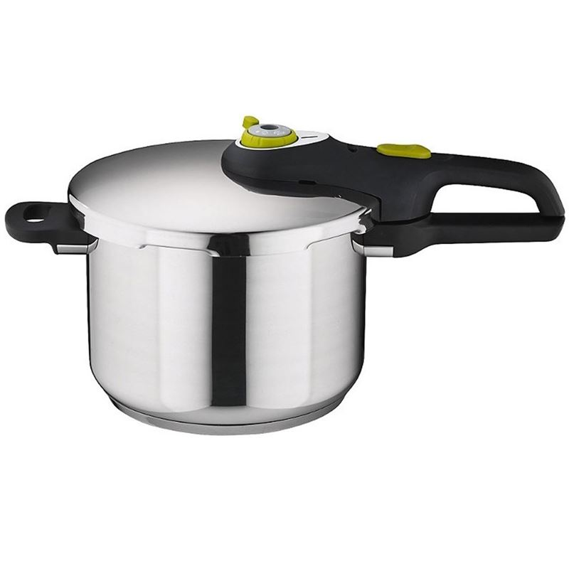 Tefal Secure – Neo 5 Stainless Steel Pressure Cooker 6Ltr