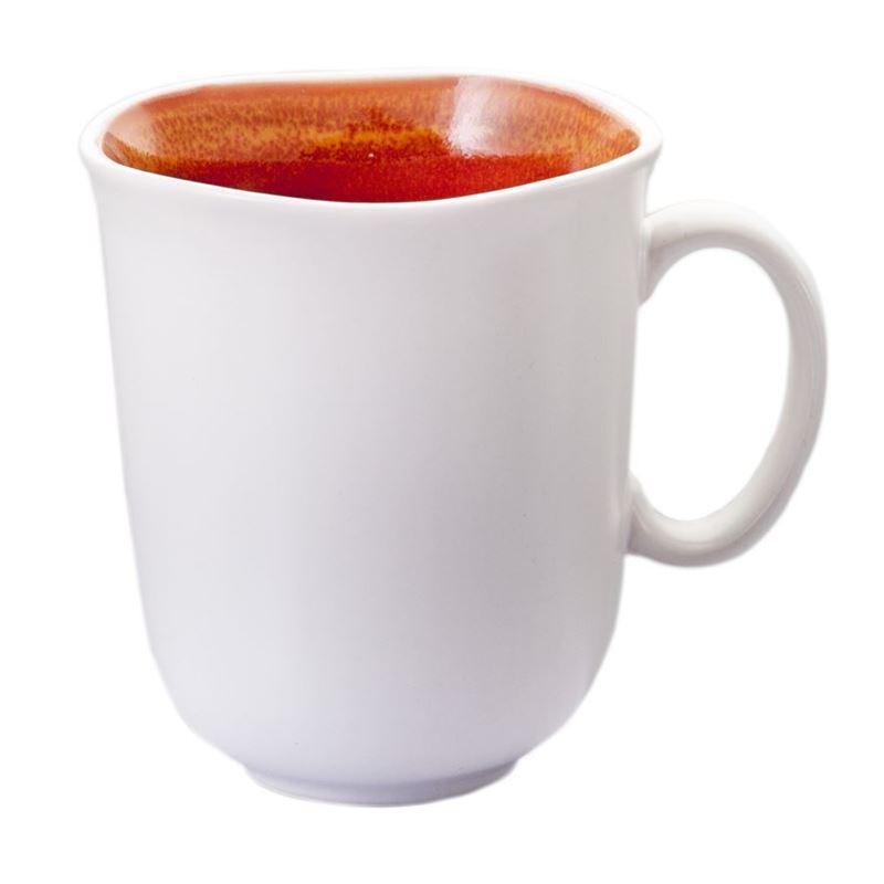 Benzer – Noosa Organic Sunset Orange Mug 400ml
