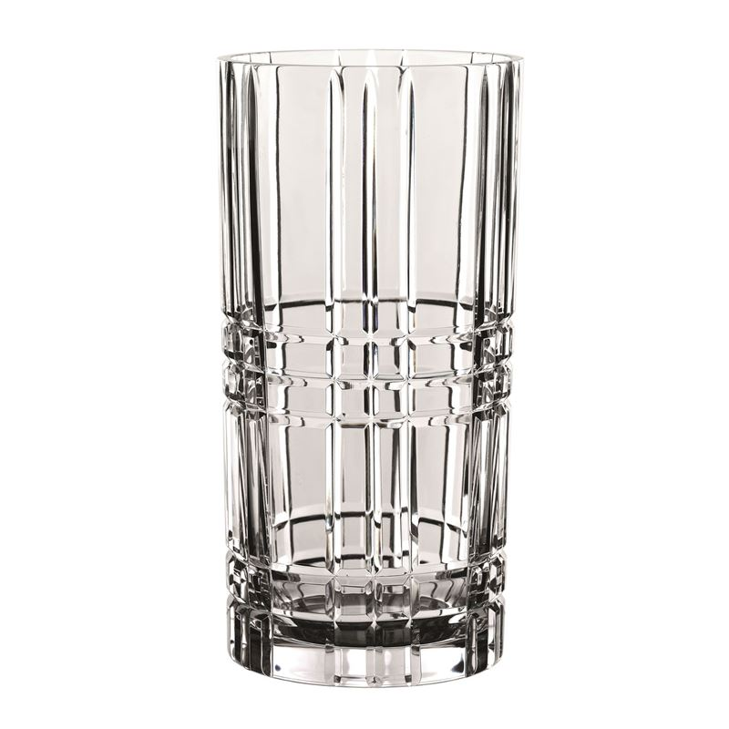 Nachtmann Crystal – Square Vase 28cm (Made in Germany)