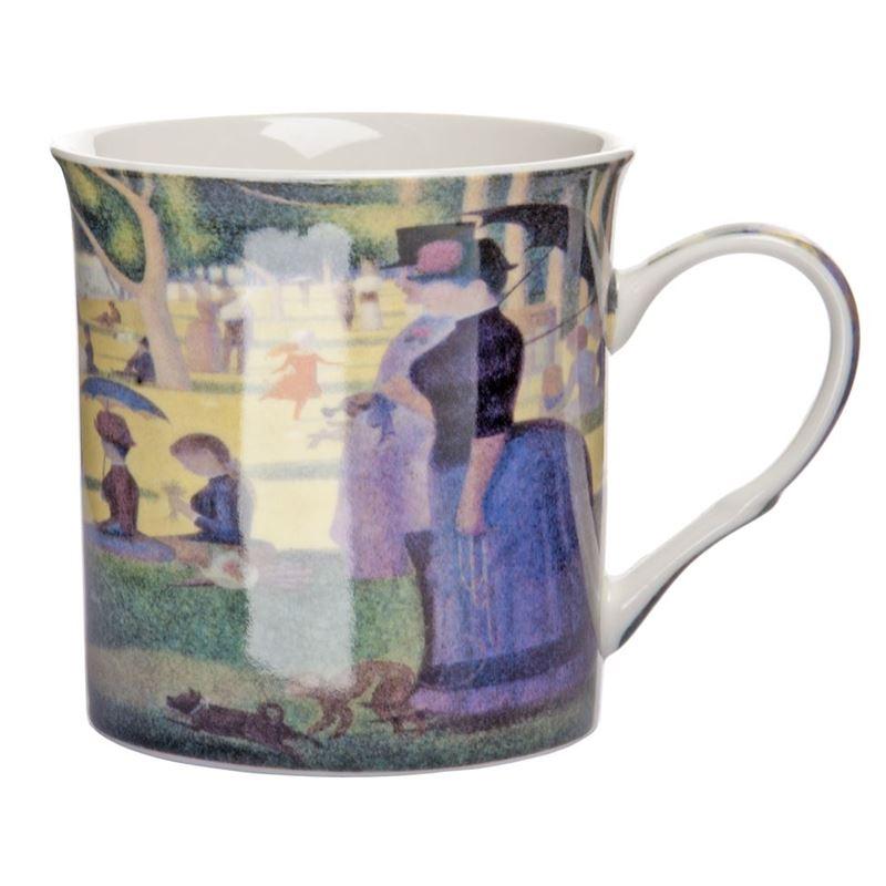 Nostalgic Ceramics – Georges Seurat Windsor Fine China Mug
