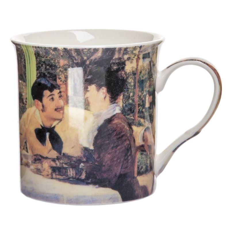 Nostalgic Ceramics – Manet Chez le Pere Windsor Fine China Mug