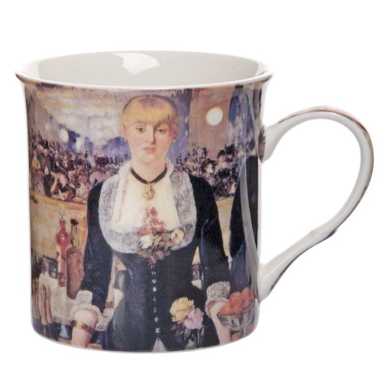 Nostalgic Ceramics – Manet Lady at the Bar Windsor Fine China Mug