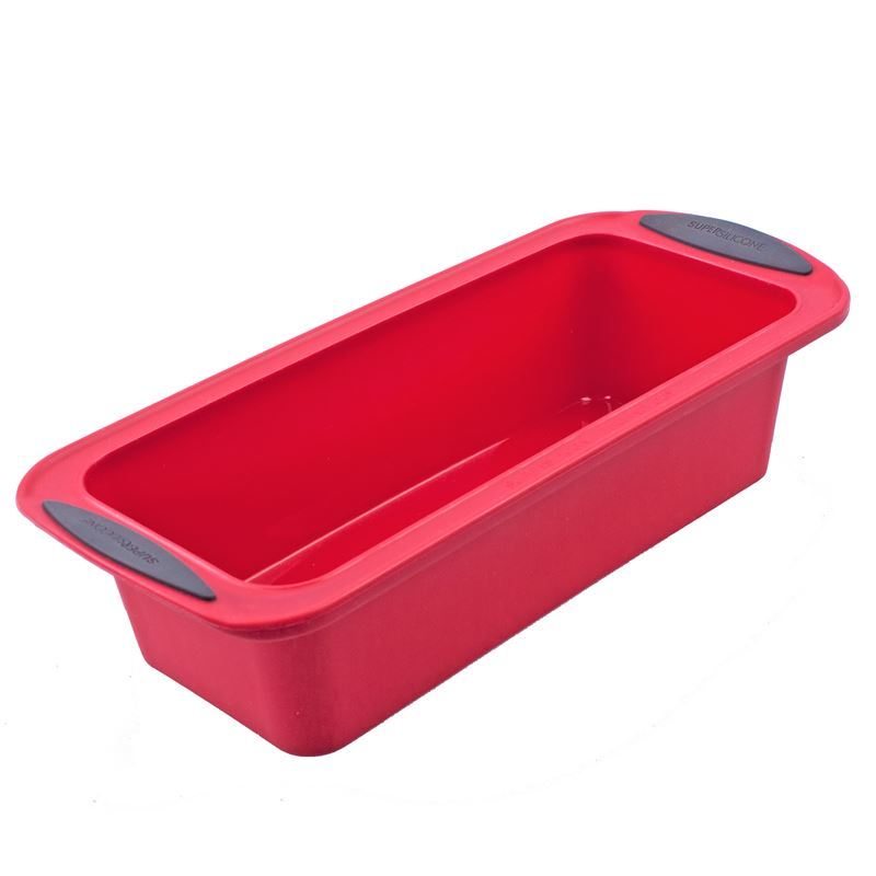 Daily Bake – Silicone Loaf Pan 24cm Red