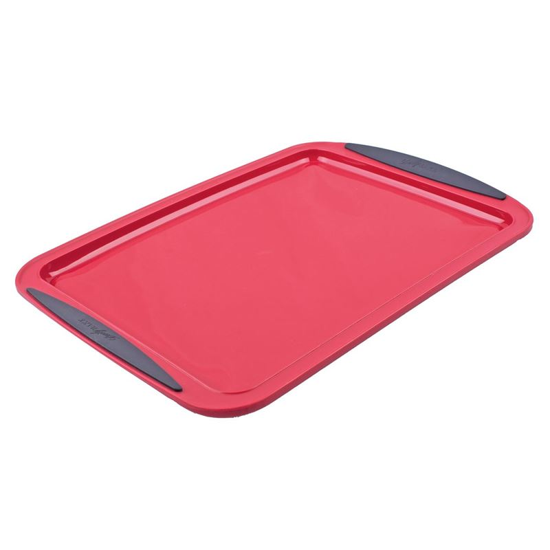 Daily Bake – Silicone Baking Tray 30.5cm Red
