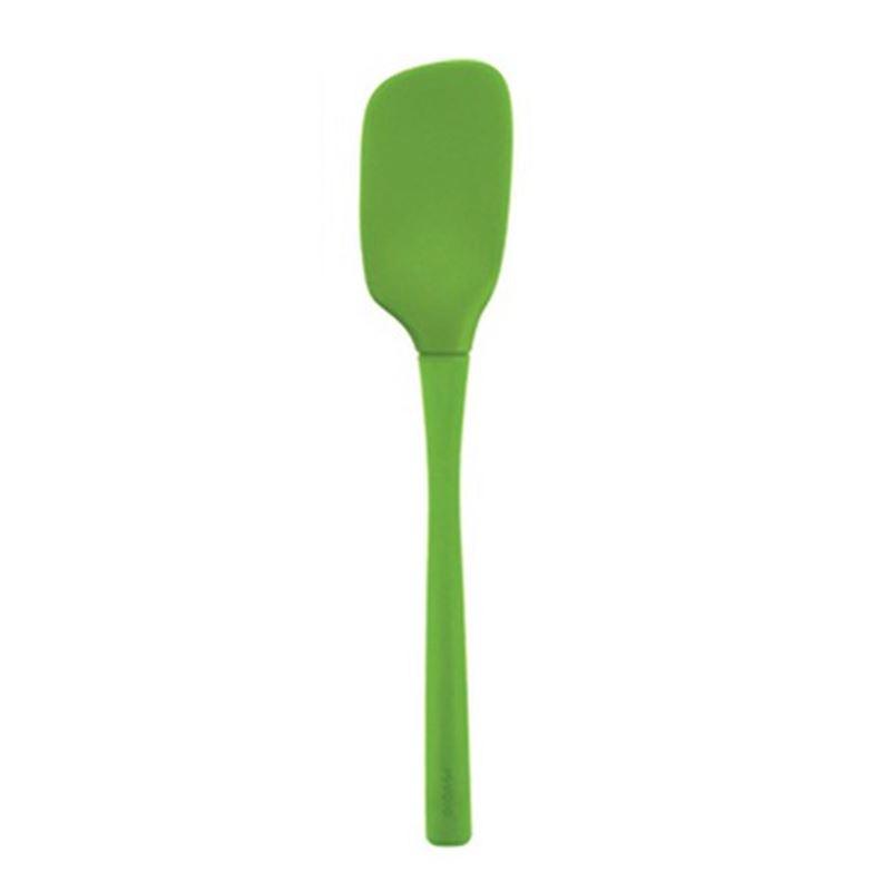 Tovolo – Flex-Core All Silicone Spoonula Spring Green