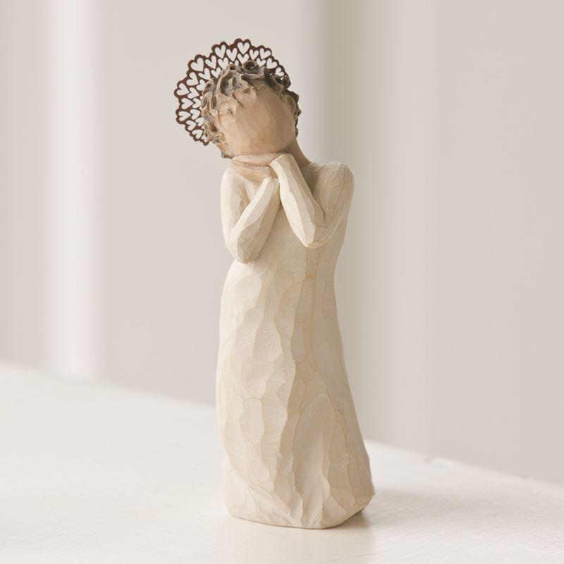 Willow Tree – Angel Love Figurine