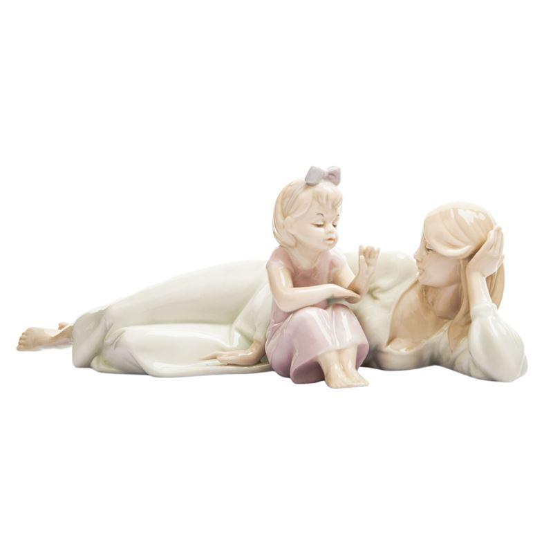 Dan Samuels – A Mother's Love Porcelain Figurine 24.5cm