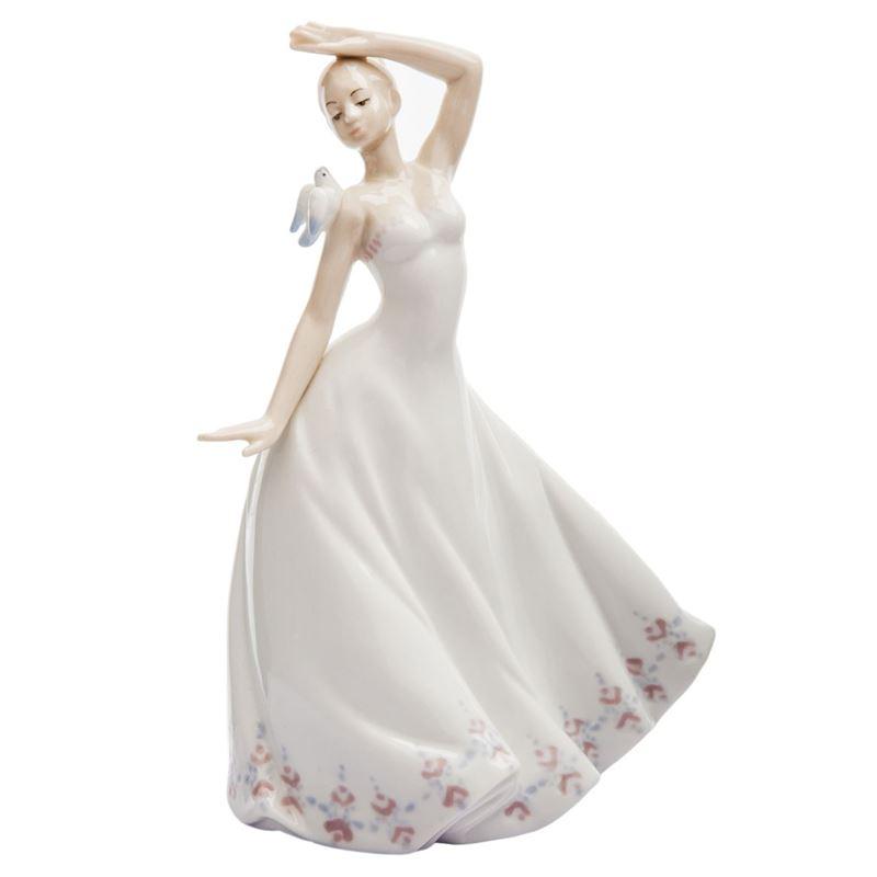 Dan Samuels – Grace Porcelain Figurine 11.5cm