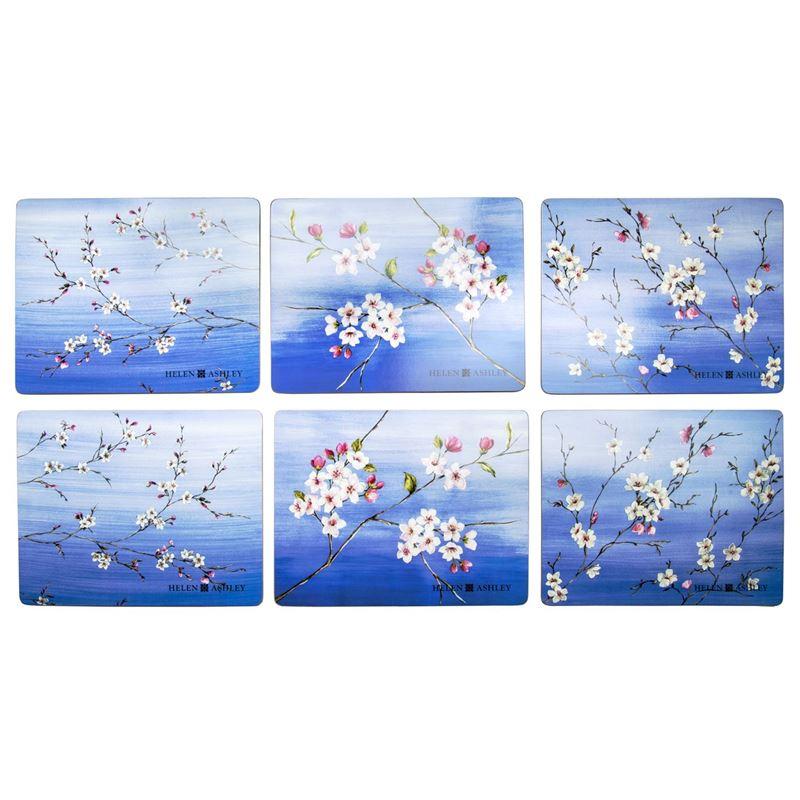 Cinnamon – Blossoms Placemat 34×26.5cm Set of 6