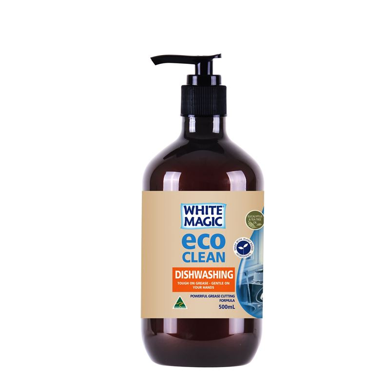 White Magic – Eco Clean Dishwashing 500ml