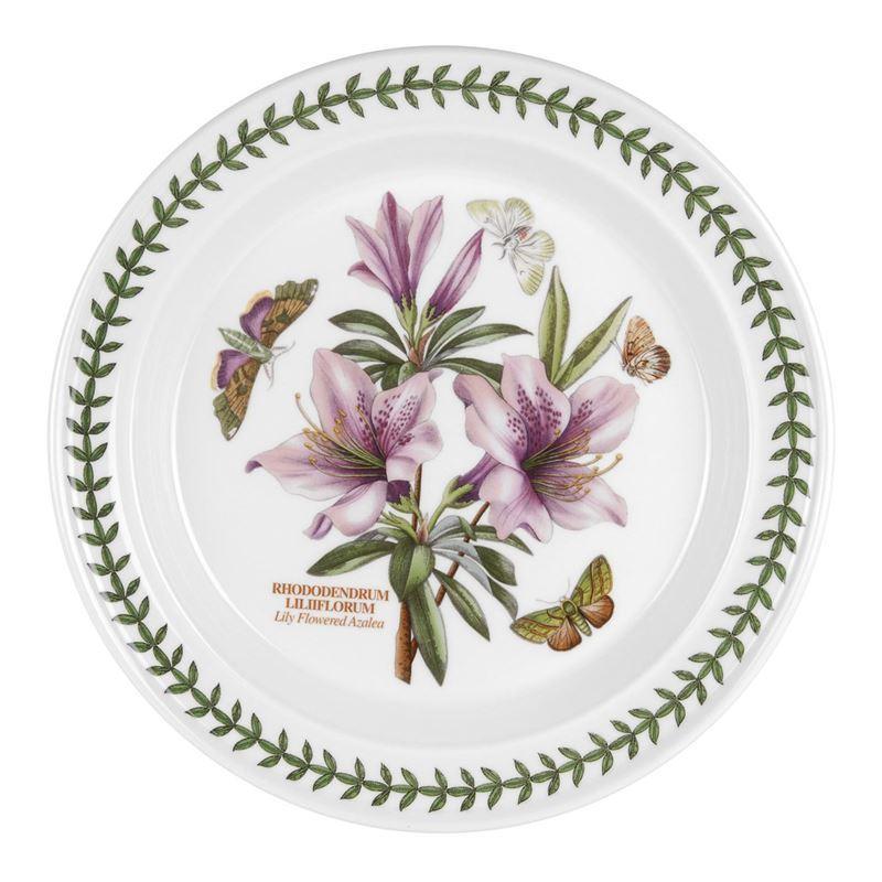 Portmeirion Botanic Garden – Dinner Plate Lily Flowered Azalea 25cm (Made in England)
