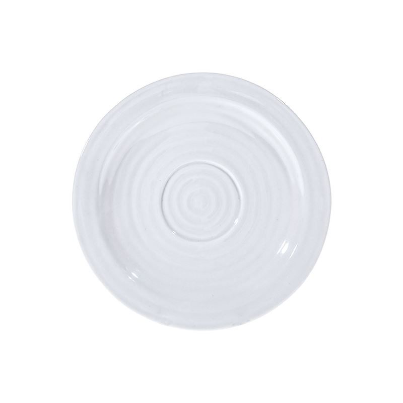 Sophie Conran for Portmeirion – Ice White Saucer