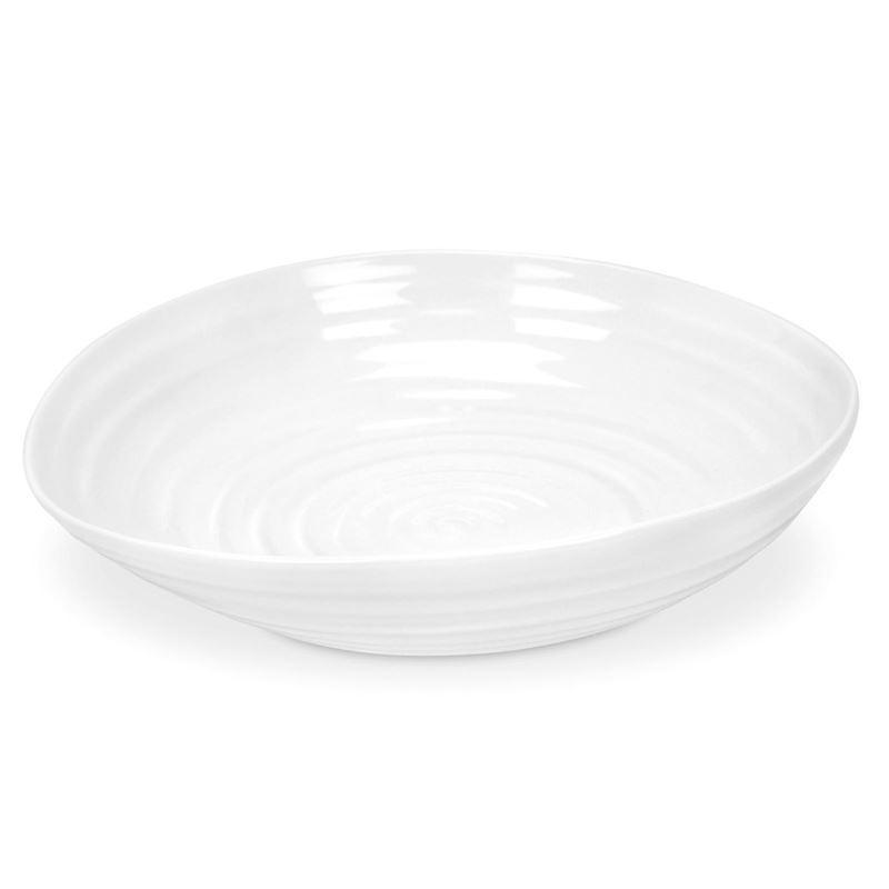 Sophie Conran for Portmeirion – Ice White Pasta Bowl 23.5cm