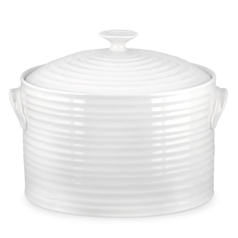 Sophie Conran for Portmeirion – Ice White Bread Bin 32.5x25cm