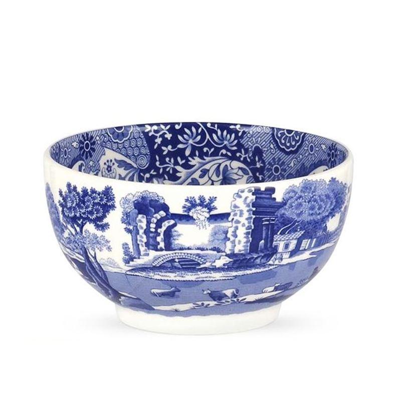 Spode – Blue Italian Dip Bowl 11cm (Made in England)