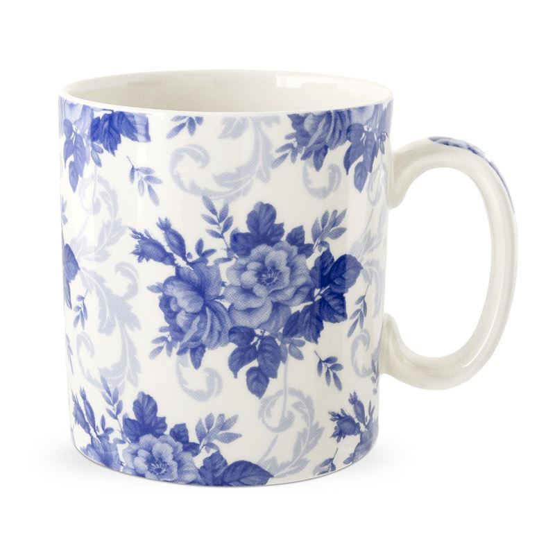 Spode – Blue Room Garland Chintz Archive Mug 250ml