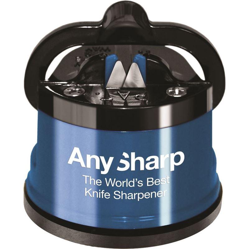 AnySharp – Classic Knife Sharpener Blue