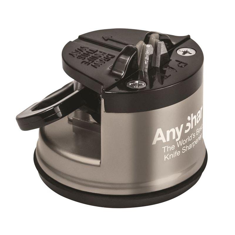 AnySharp – Pro Knife Sharpener Gunmetal Grey