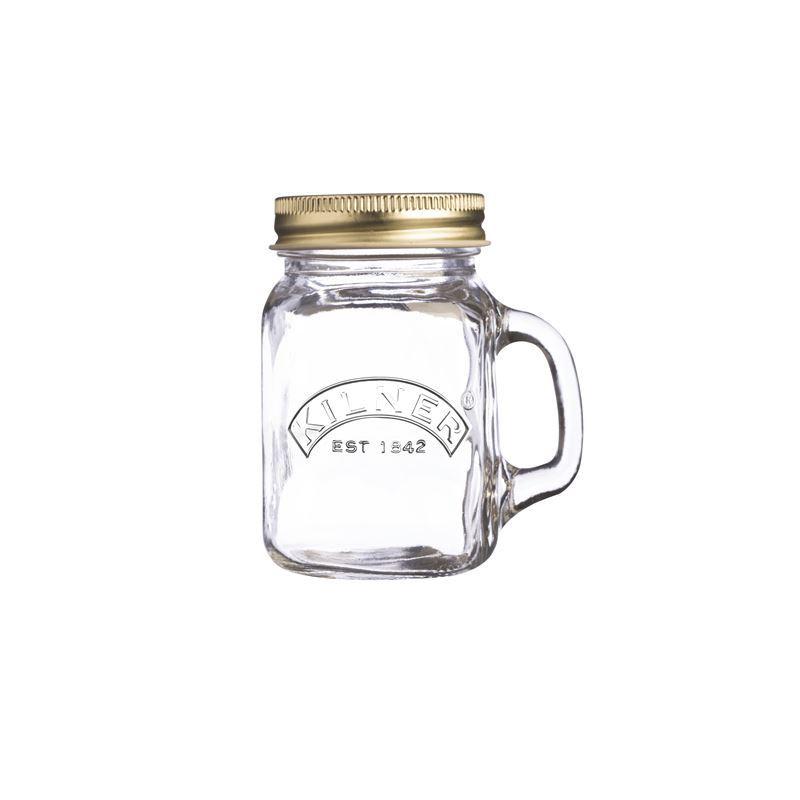 Kilner – Tradtional Mini Handled Jar 140ml