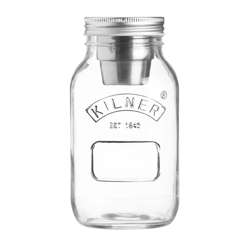 Kilner – Food on the Go Jar 1Ltr