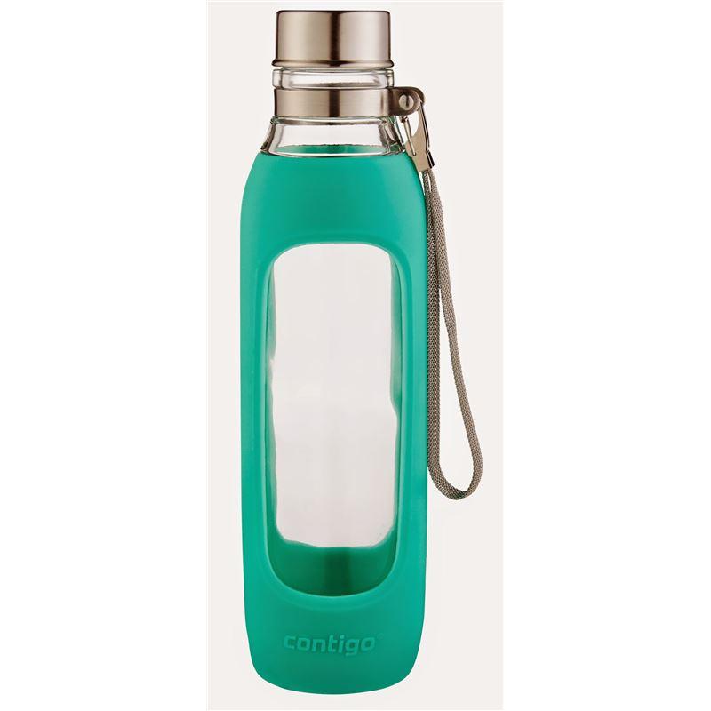 Contigo – Purity Glass Water Bottle Jade 591ml