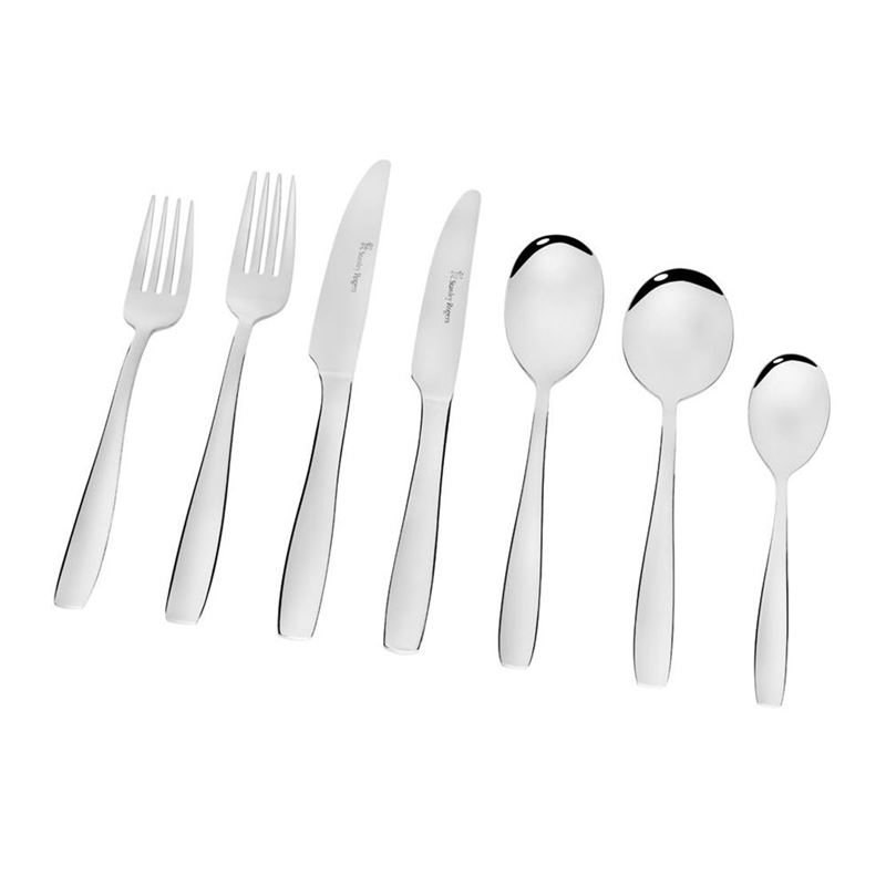 Stanley Rogers – Amsterdam Stainless Steel 56pc Cutlery Set